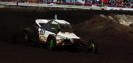 Autocross Rutenbrock 2011; Benno Szallies