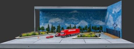 Ter nagedachtenis aan JP van Doorselaer - zijn project Atomium - Brussel