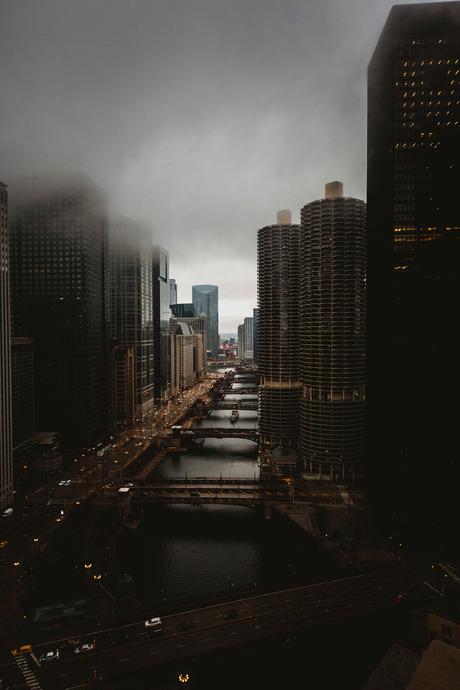 The Misty City