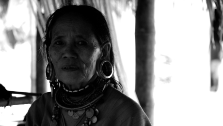 Hill Tribe Woman
