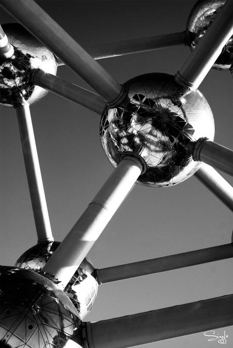 Brussel,Atomium 6
