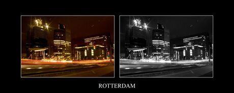 Kruispunt Rotterdam