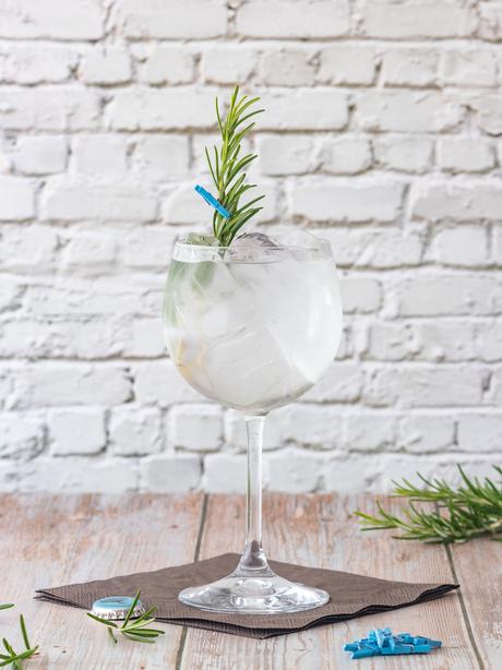 Gin Tonic met rozemarijn