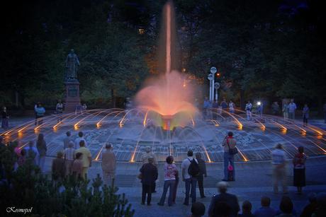 Marianske Lazne 3 - De Zingende fontein