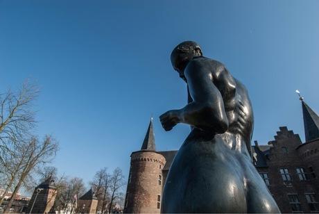 beeld kasteel helmond