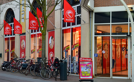 Winkelstraat in Enschede
