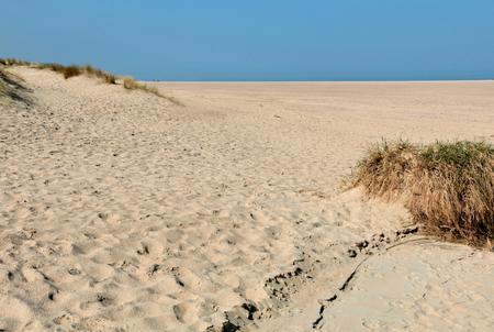 Noordzee stranden - strandweer vandaag - foto door majvangooreg op 18-04-2018 - deze foto bevat: zand