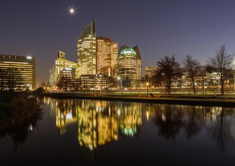 Den Haag skyline 2