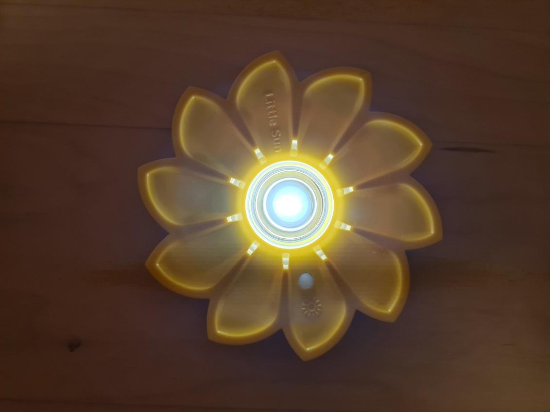 20201225_200644 - Zubehör auch zu unserem Projekt. Mobile Solarleuchte mit integriertem Dimmer. - foto door Hinwei op 29-01-2021