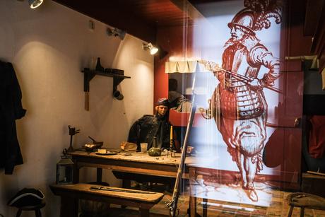 "Museum ""De Baracquen"" Bourtange"