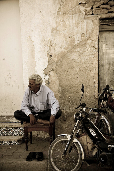 Tunesië straatfotografie 4