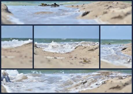 Collage vloed