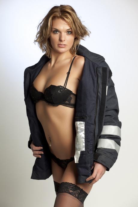 Lisa-Firewoman