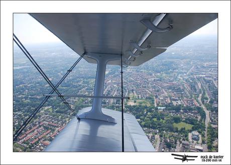 Uitzicht vanuit de Antonov AN-2