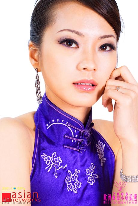 Mis China Europe 1st Runner Up portret