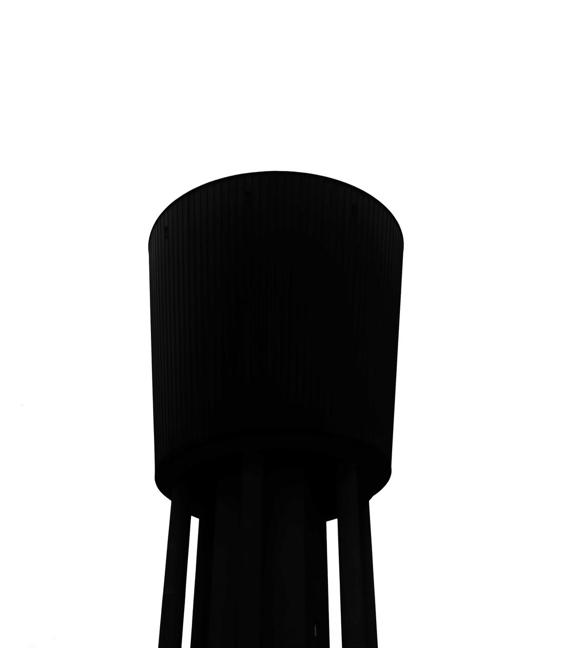 Watertoren - dank voor alle waarderingen - foto door c.buitendijk53 op 01-03-2021 - deze foto bevat: amsterdam, abstract, architectuur, zwartwit