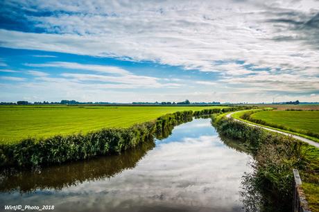 Groningen marenland