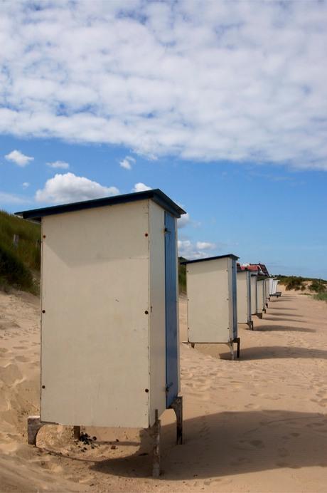 Strandhuisjes Cadzand (NL)