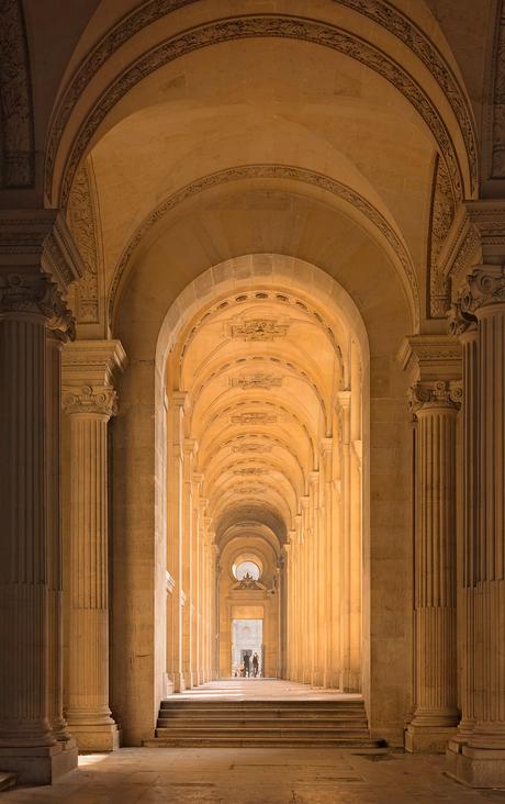 Leuk doorkijkje in Parijs