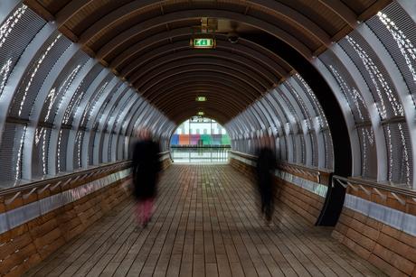 NS Tunnel mediapark Hilversum