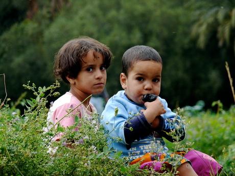 Marokaanse kinderen