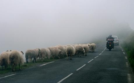 Hoog in de Pyreneeen........