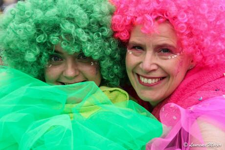 Carnaval 2016, Als je haar en kleurtje maar goed zit