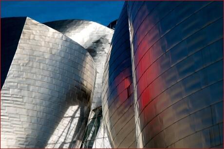 Cuggenheim museum Bilbao