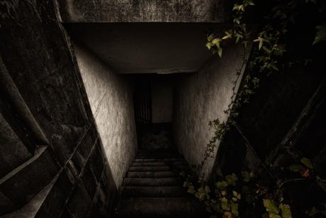 Spooky Entrance