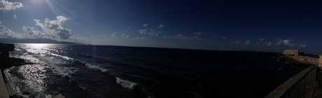 Aan zee in heraklion 2
