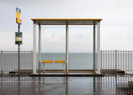 busstop...rain...waiting