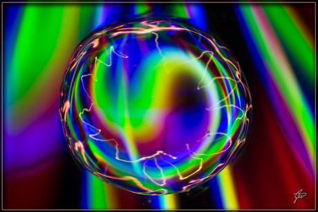 Yin-Yang on LSD