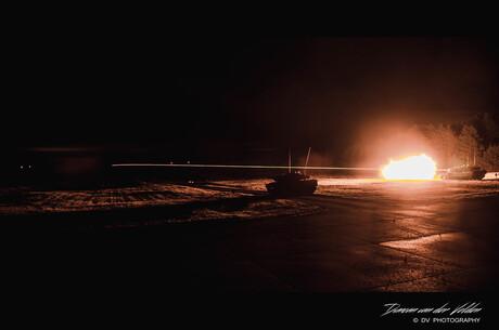Nachtschot Leopardtank