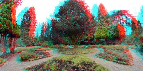 Arboretum Trompenburg Rotterdam 3D