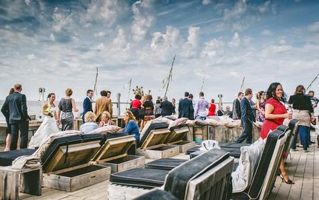 Beachclub Naturel in Scheveningen