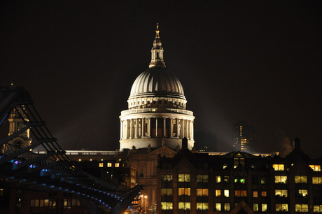 St Paul's Cathedral Londen