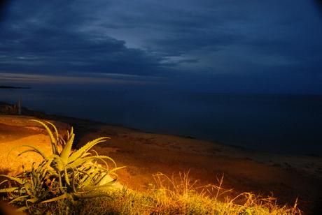 Corsica by night