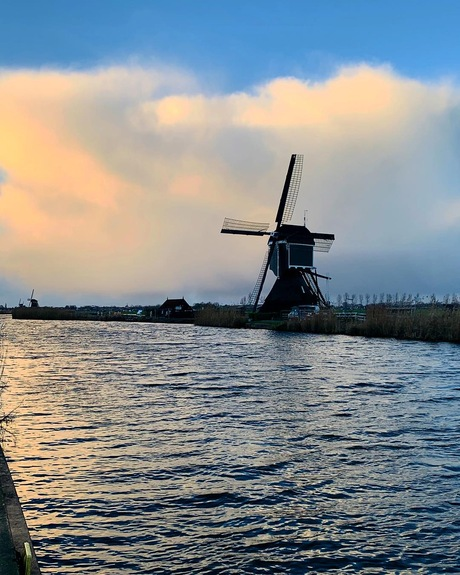 Mill of the kade