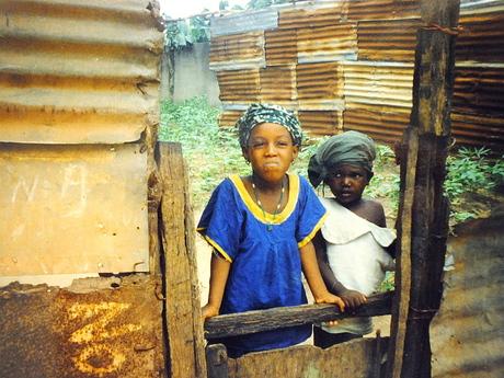 Gambia serie 1995 Guitige snoetjes.
