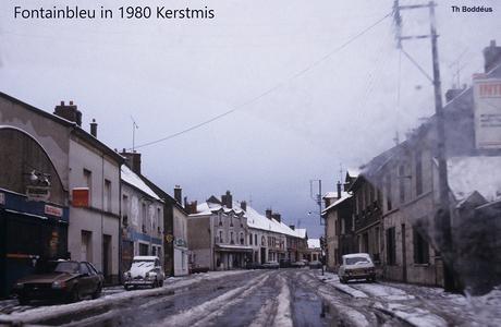 oude sneeuw F Fontainbleu 119w