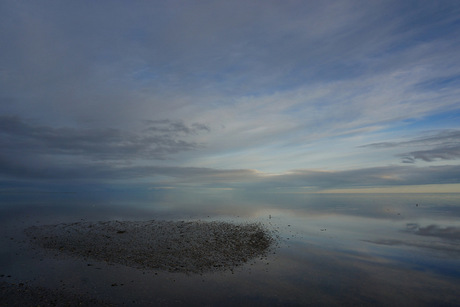 Rust, ruimte, reflectie.....