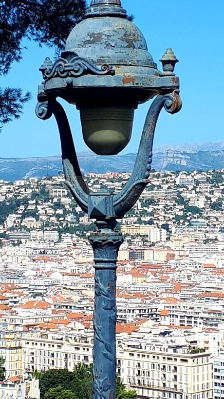 Licht op de stad