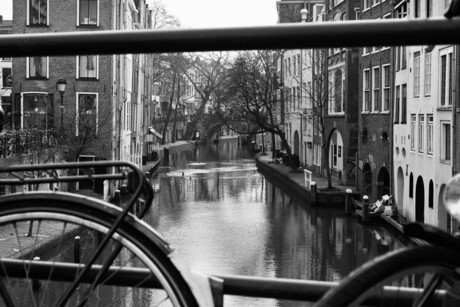 Gracht te Utrecht