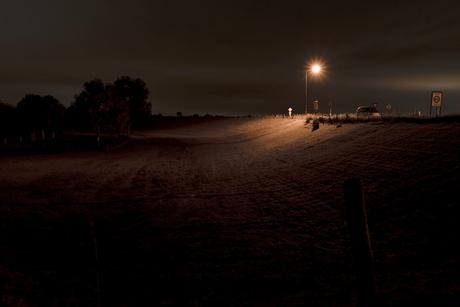 lekdijk by night
