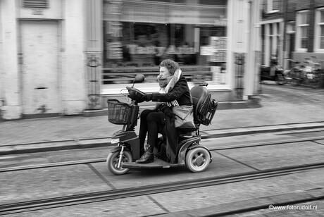 Olympus Straatfotografie Amsterdam
