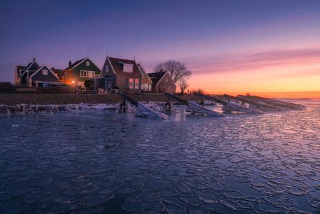 Dutch Winterscapes