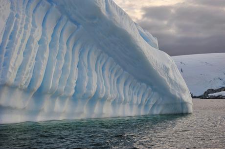 Antarctica, Booth Island, ijsbergen 2