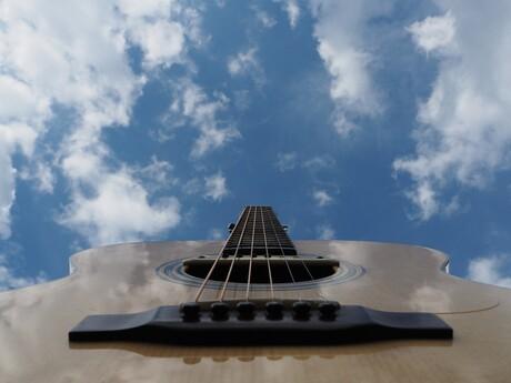 Muziek in de lucht