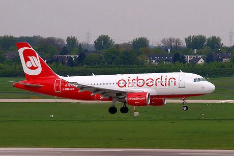 Air Berlin Airbus