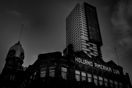 Rotterdam, oud en nieuw